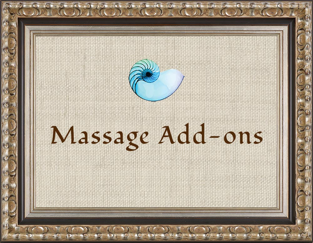 Massage Add-ons