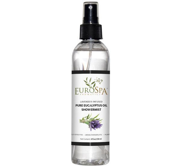 Lavender-Infused Eucalyptus Showermist